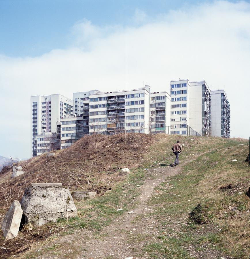 Banlieue de Sarajevo, 2006