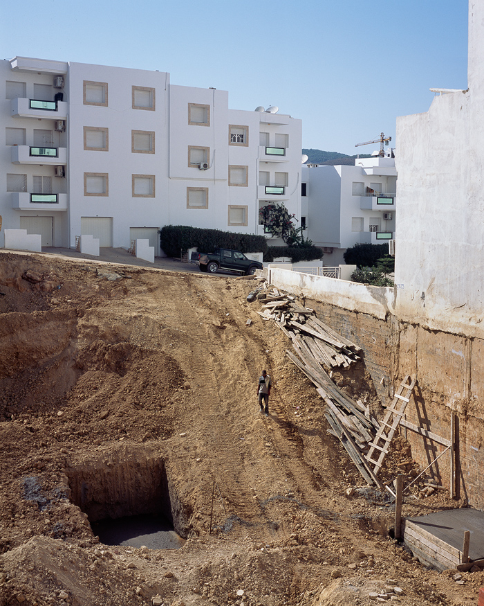 Ariana, a suburb of Tunis, Tunisia, 2006