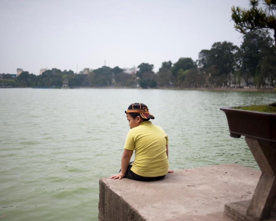 Hanoi. Vietnam, 2011.
