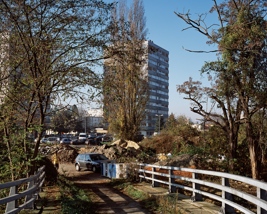 Sarcelles - Val-d'Oise (95), 2011.