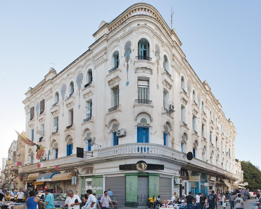 Tunis. Tunisie, 2012.