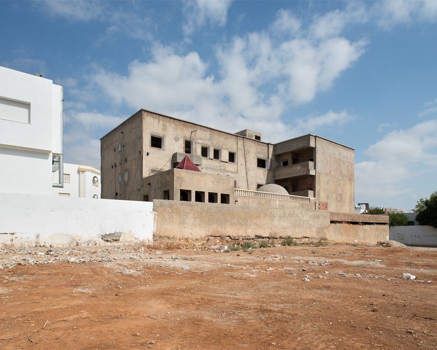 L'Ariana, banlieue de Tunis. Tunisie, 2012.