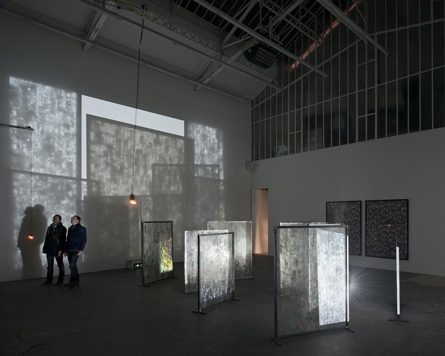 Exposition personnelle de Nico VASCELLARI - Galerie Bugada & Car