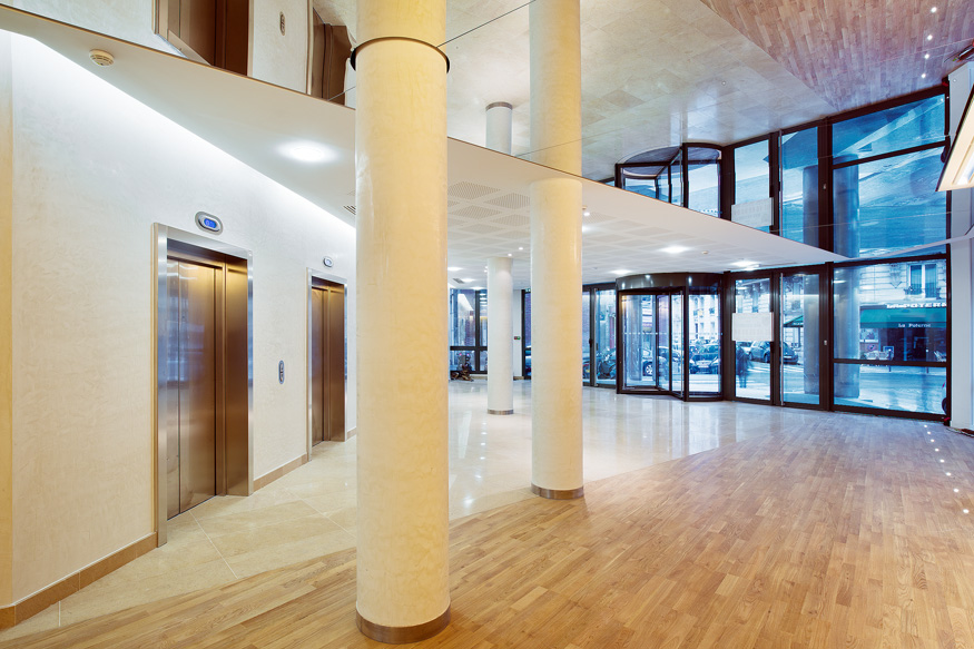 Bureaux rue Galvani à Paris- DYA architectes.
