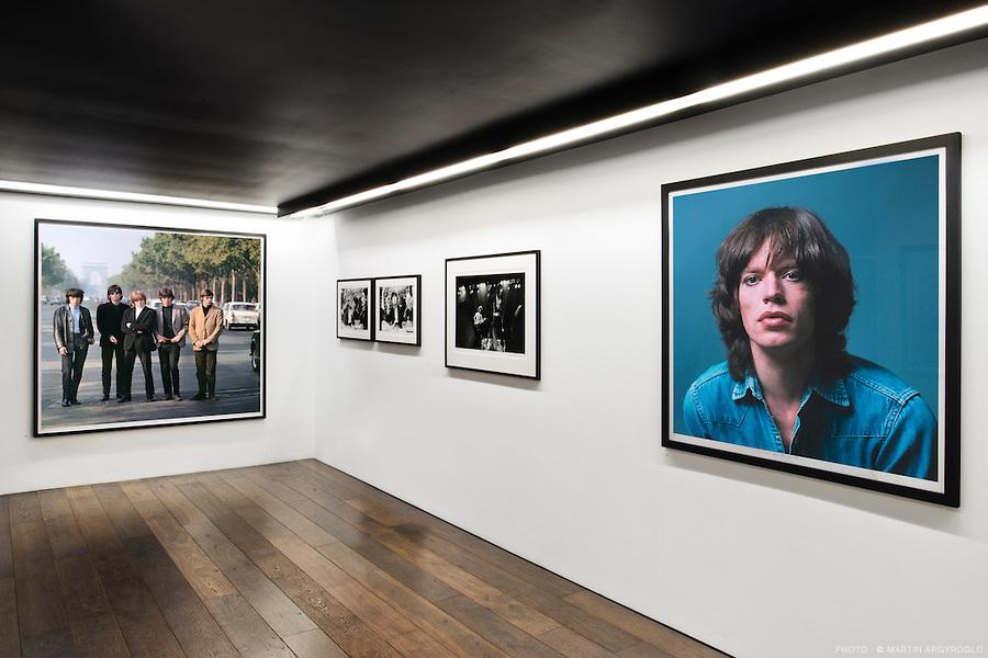 "exposition ""Rock'n'roll"" de Jean-Marie Périer - Polka Galerie"