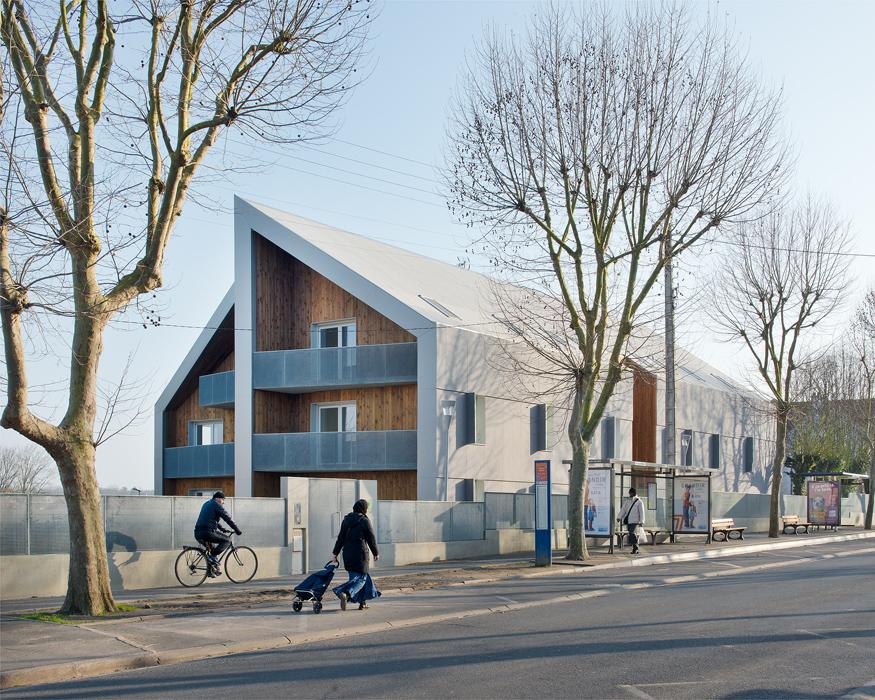 Triangle De Meaux Melun Bathilde Millet Architectes
