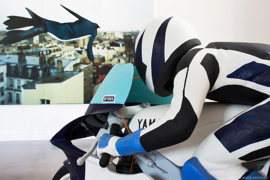 Exposition Xavier Veilhan : Avant (2e accrochage) - Parc culture