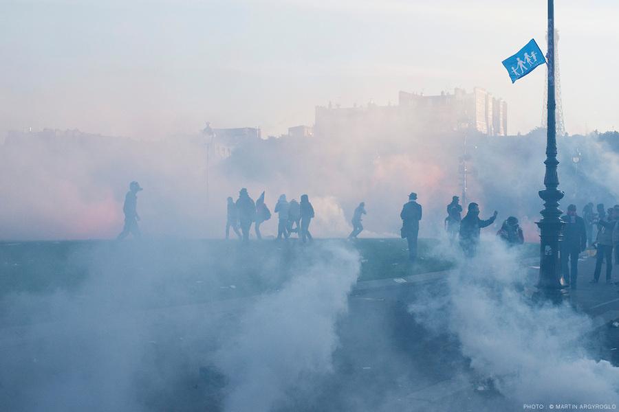 """La """"Manif pour Tous"""" - Manifestation contre le """"mariage pour tou"""