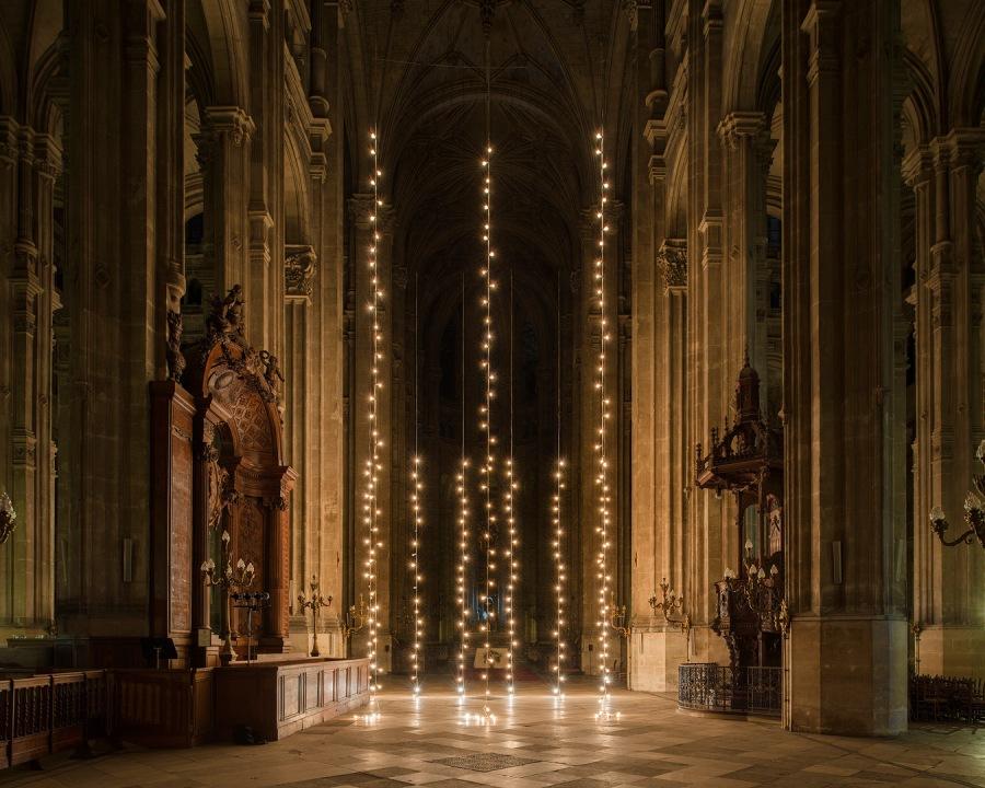 Nuit Blanche 2013. Felix Gonzalez-Torres - Untitled (North), 199