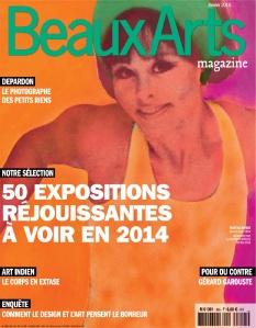 Beaux Arts No.355 - Janvier 2014