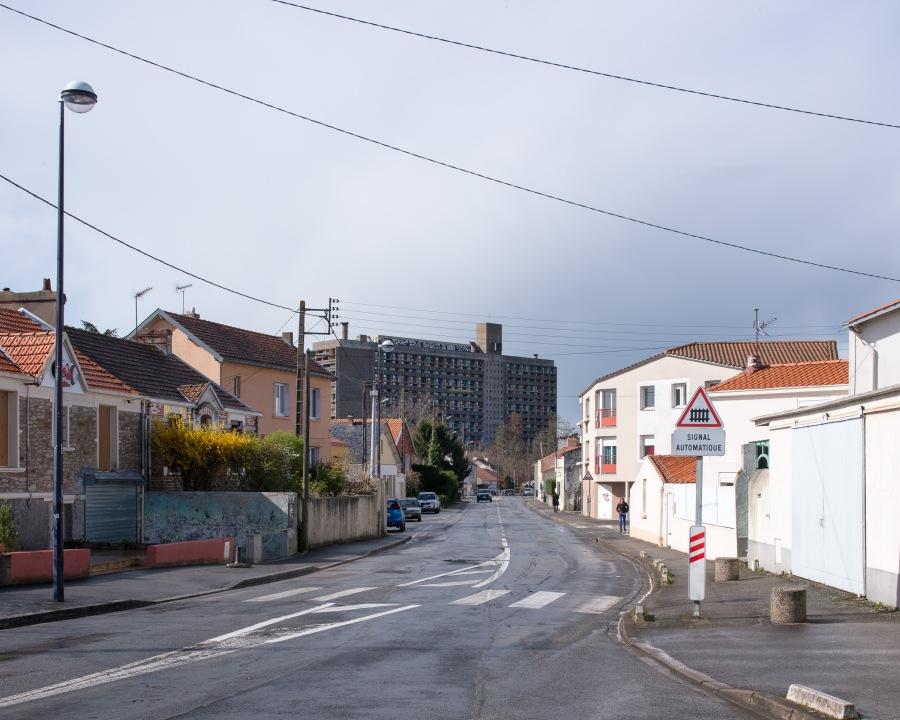 La Maison radieuse (Cité radieuse de Rezé), Nantes, 2014 - Le
