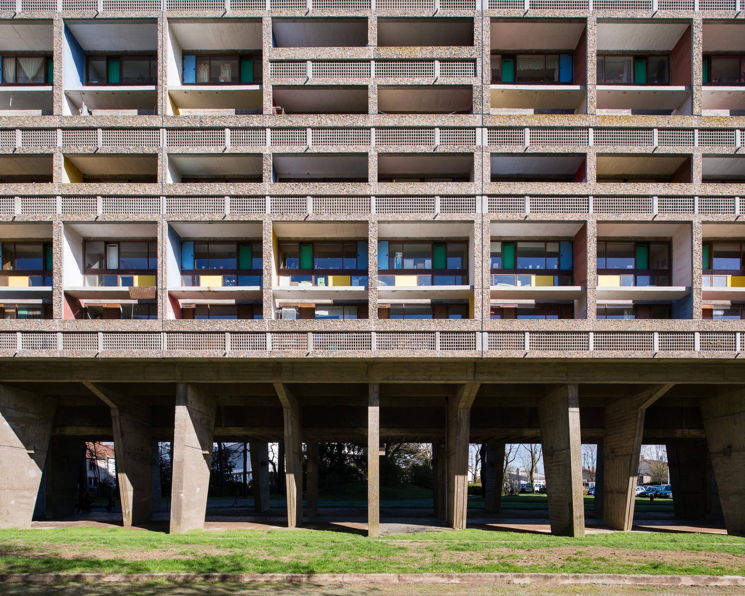 Favorit La Maison radieuse (Cité radieuse de Rezé), Nantes, 2014 – Le  LD31