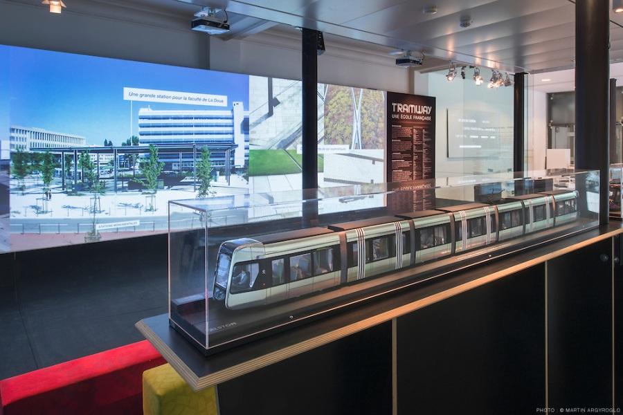 exposition Tramway, une école française | Le Lieu du Design