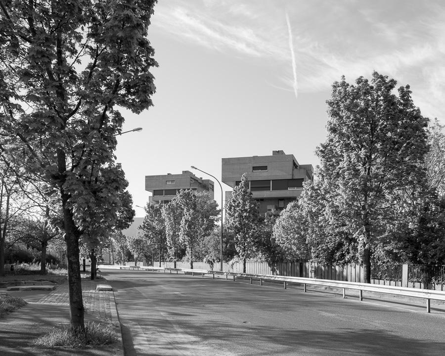 Logements de fonction EDF à Ivry-sur-Seine (94), 2014 - Atelier