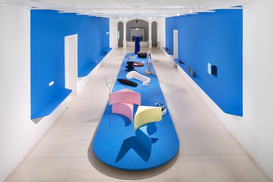QUIZ sur une idée de Robert Stadler - Galerie Poirel à Nancy