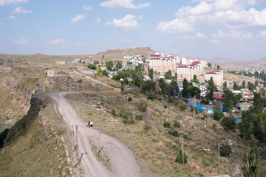 Kars, Turquie Orientale