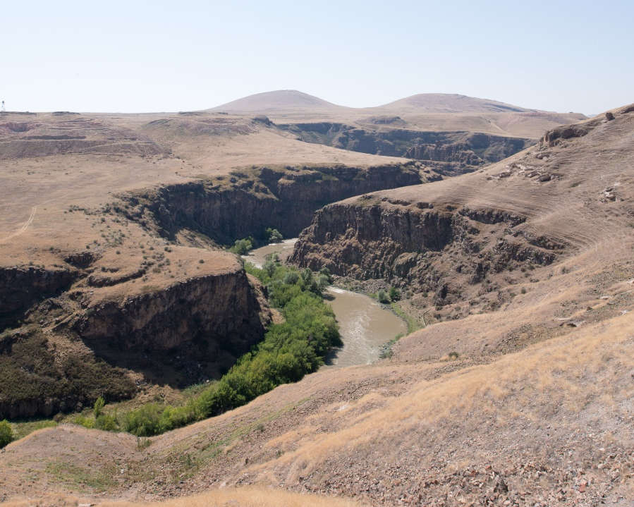 ANI (capitale Arménienne vers l'an mille), Turquie Orientale