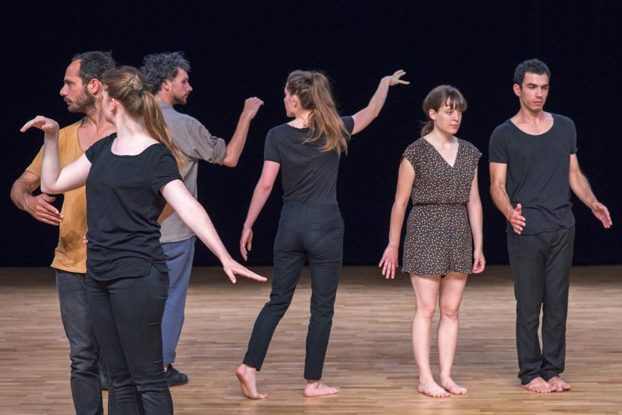 In Vivo Danse - Loïc Touzé