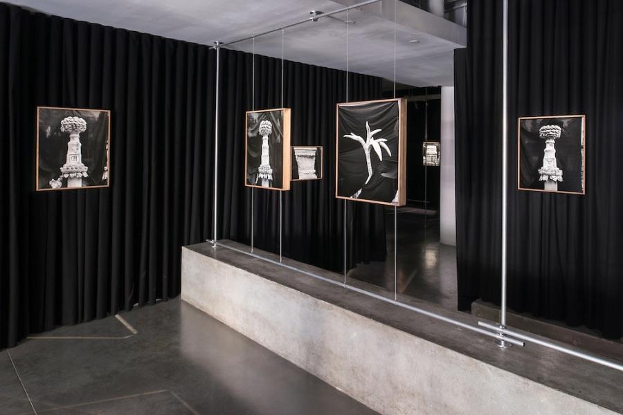 Aurélien Froment - Montage des attractions - Le Plateau