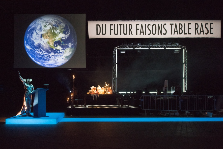 Du futur faisons table rase