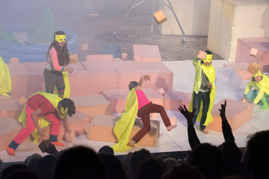 Next Day - Philippe Quesne / CAMPO - Théâtre Nanterre-Amandier