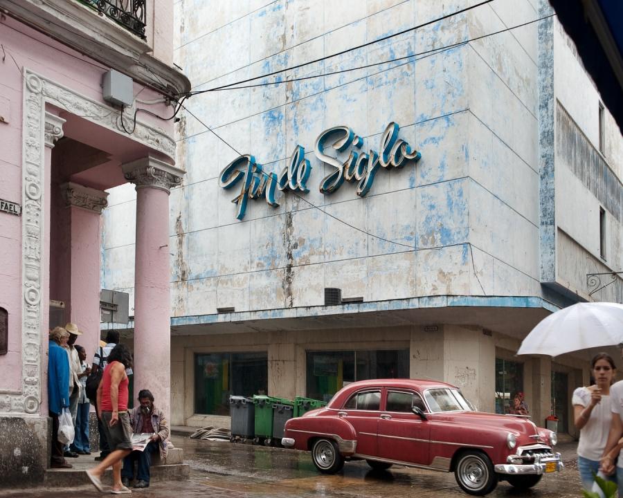 La Havane, Cuba, 2010
