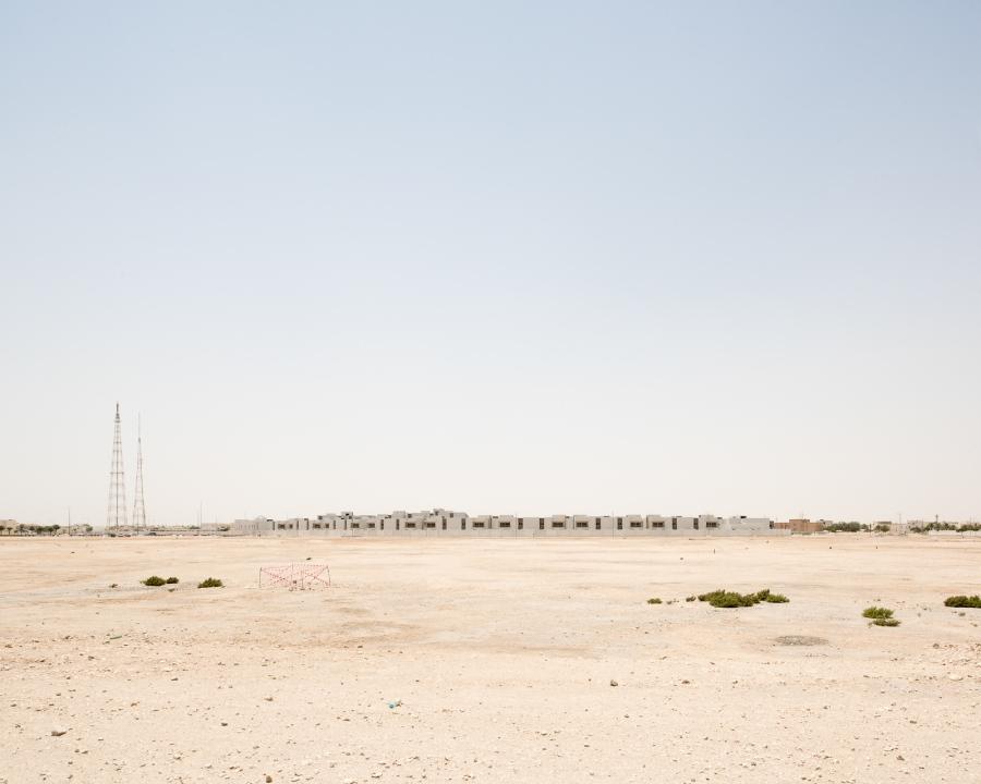 Doha, Qatar, 2015.