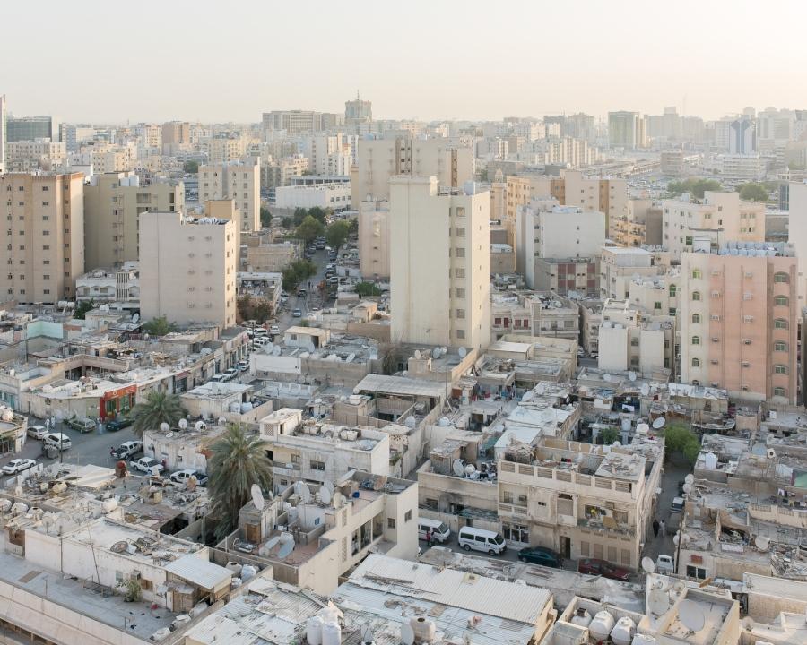 Doha, Qatar, 2015. Paysages urbains