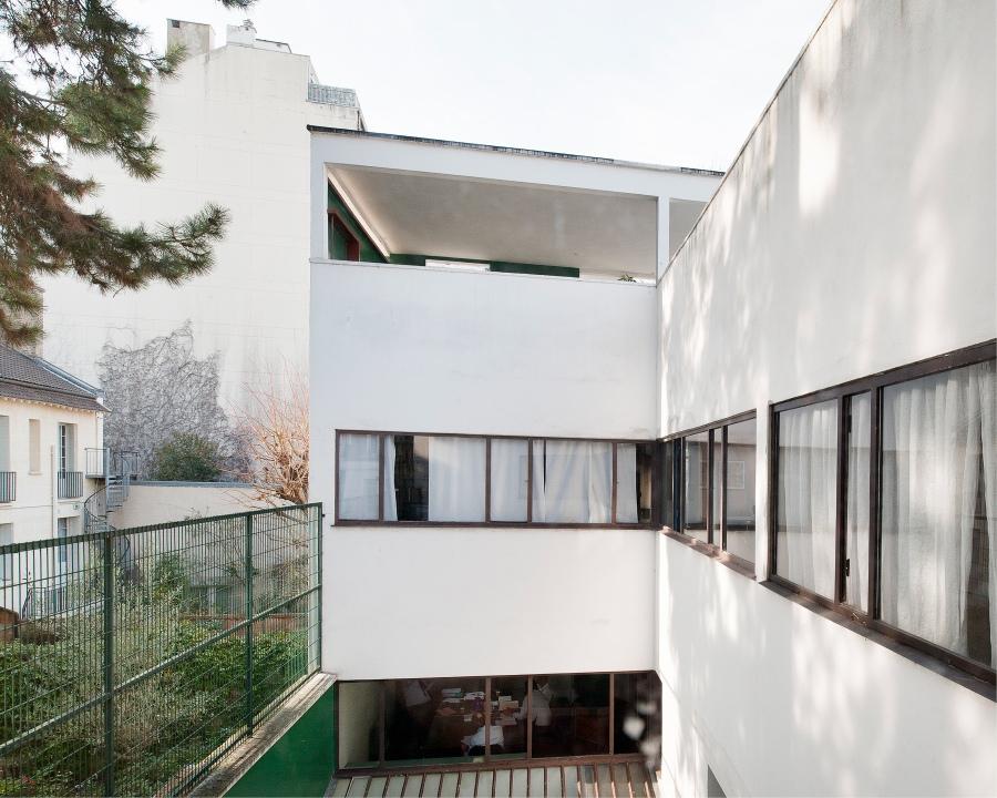 Maison La Roche, Le Corbusier. Paris, 2012