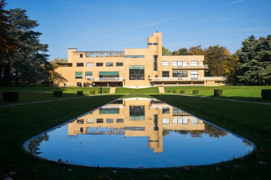 Villa cavrois martin argyroglo photographe for Architecte pas de calais