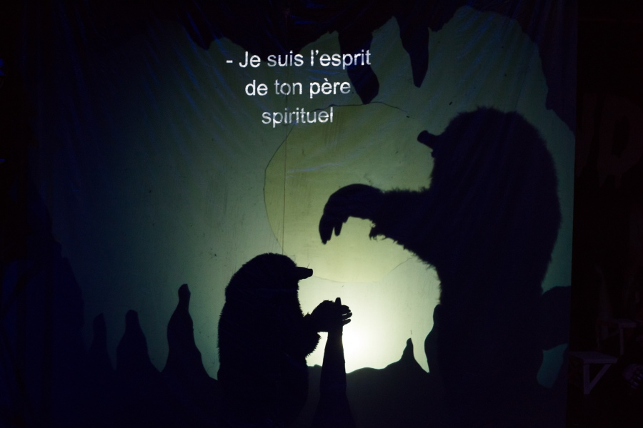 Philippe Quesne - La nuit des taupes (Welcome to Caveland!)
